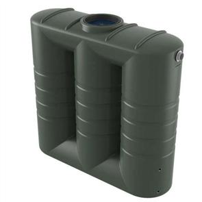 Rainwater tank pump installation