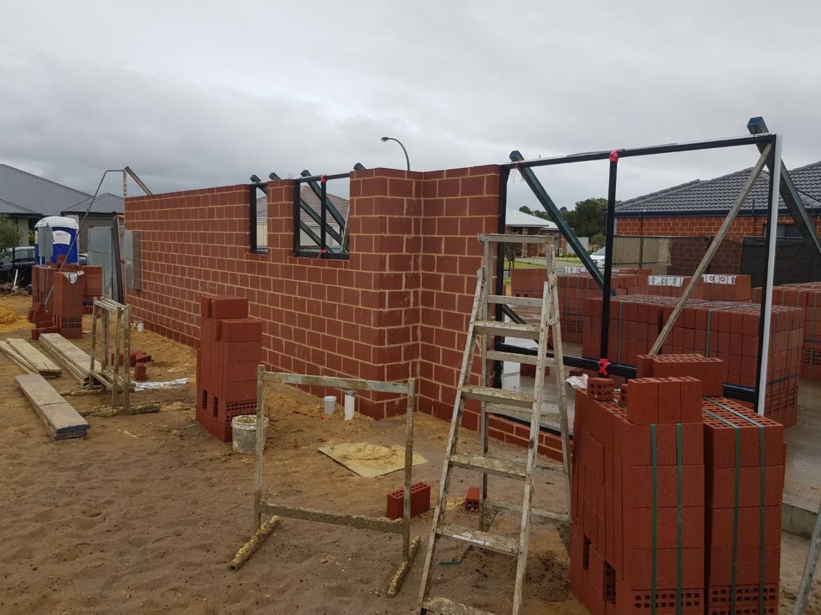 Our build with Express Two Storey (Ventura) in South West WA