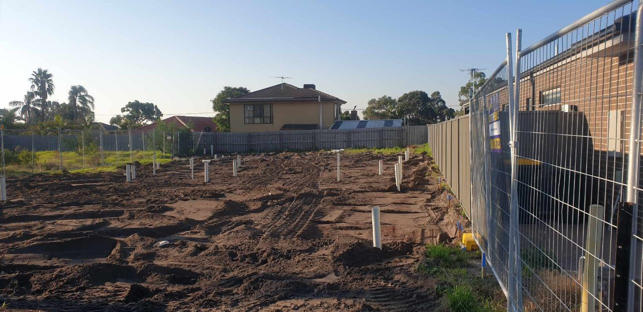 Our first home build Sorrento 39 with Carlisle homes