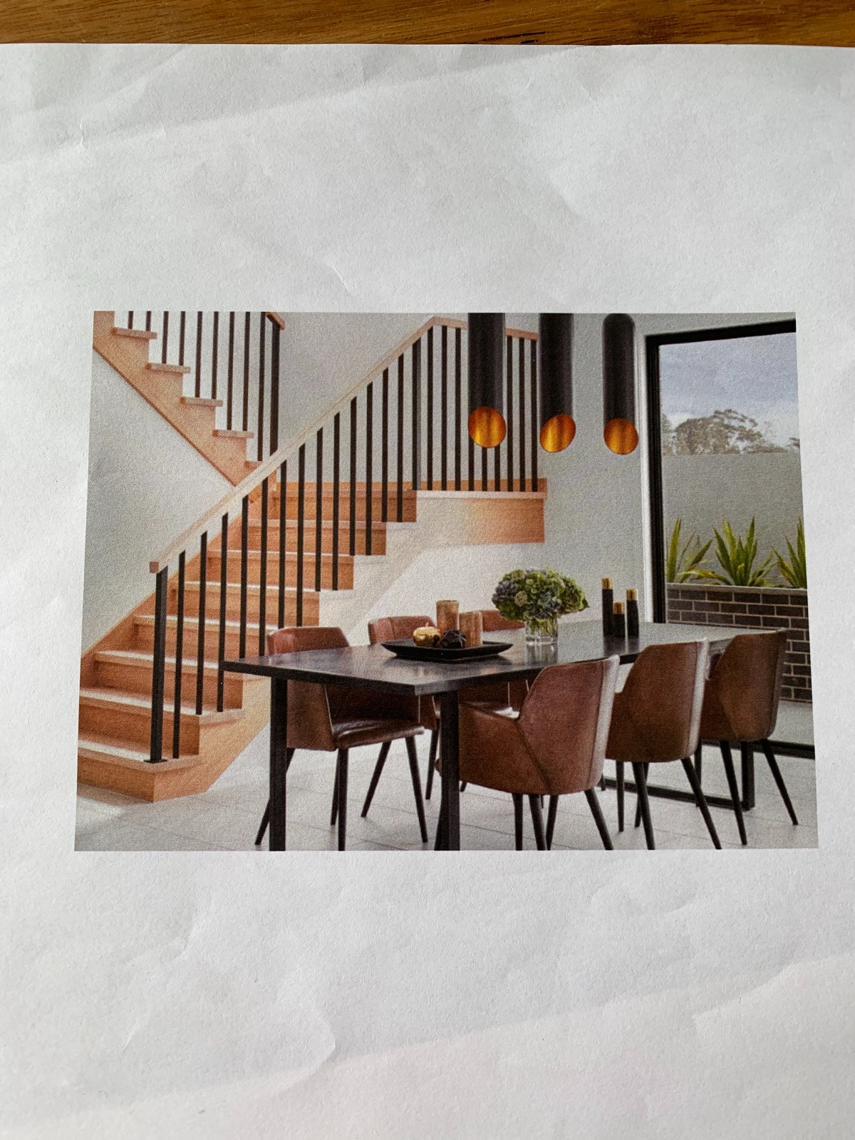 Let's talk staircases- Metricon build
