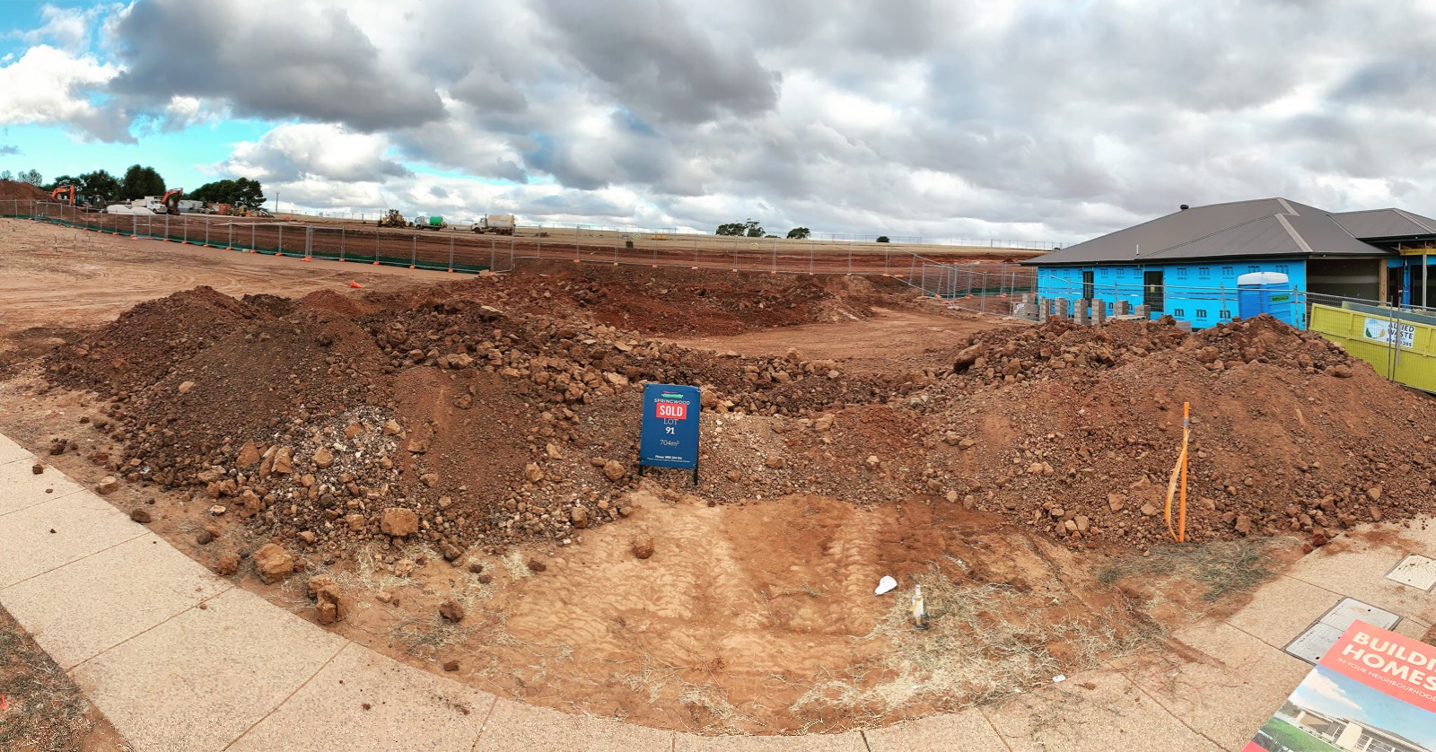 Building the Simonds Cleland 233 in SA