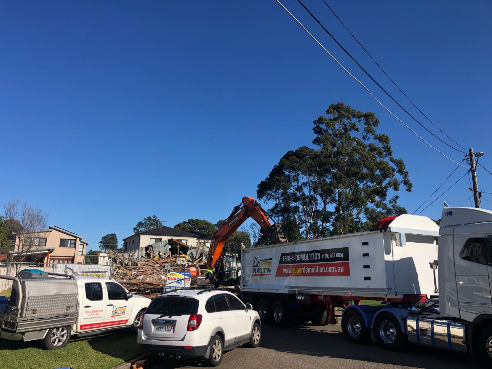 Super Demolition