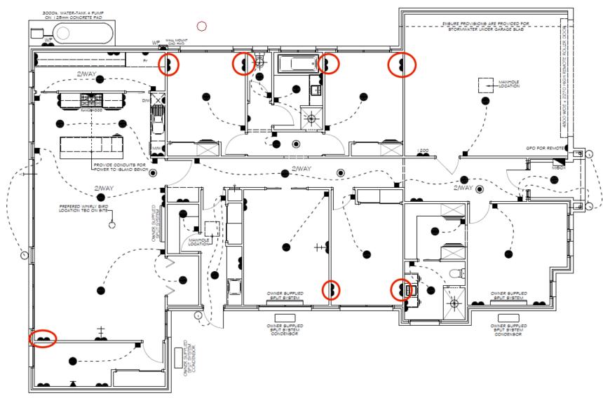 View Topic Electrical Plan Feedback, House Wiring Diagram Australia
