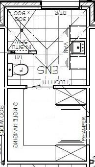 11 acre rural build - house plan