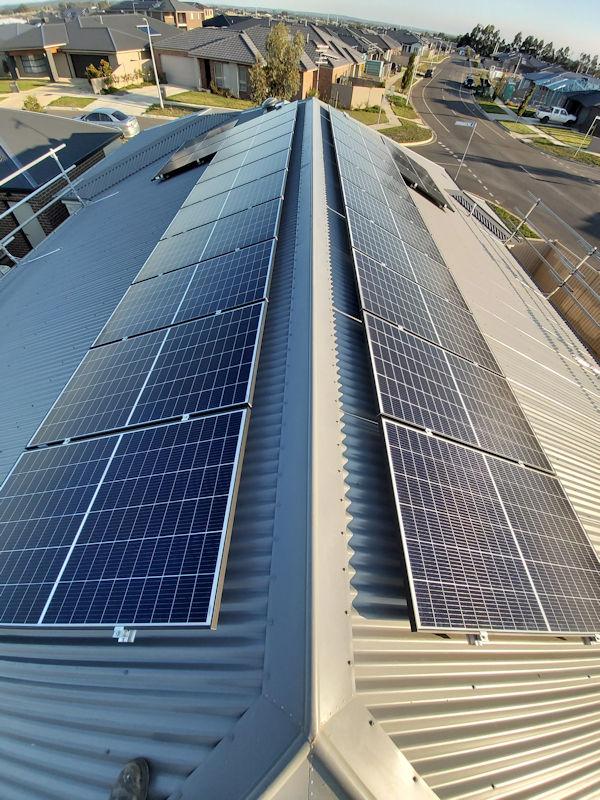 View: Bryan & Petersen Build in Ballarat (VIC)