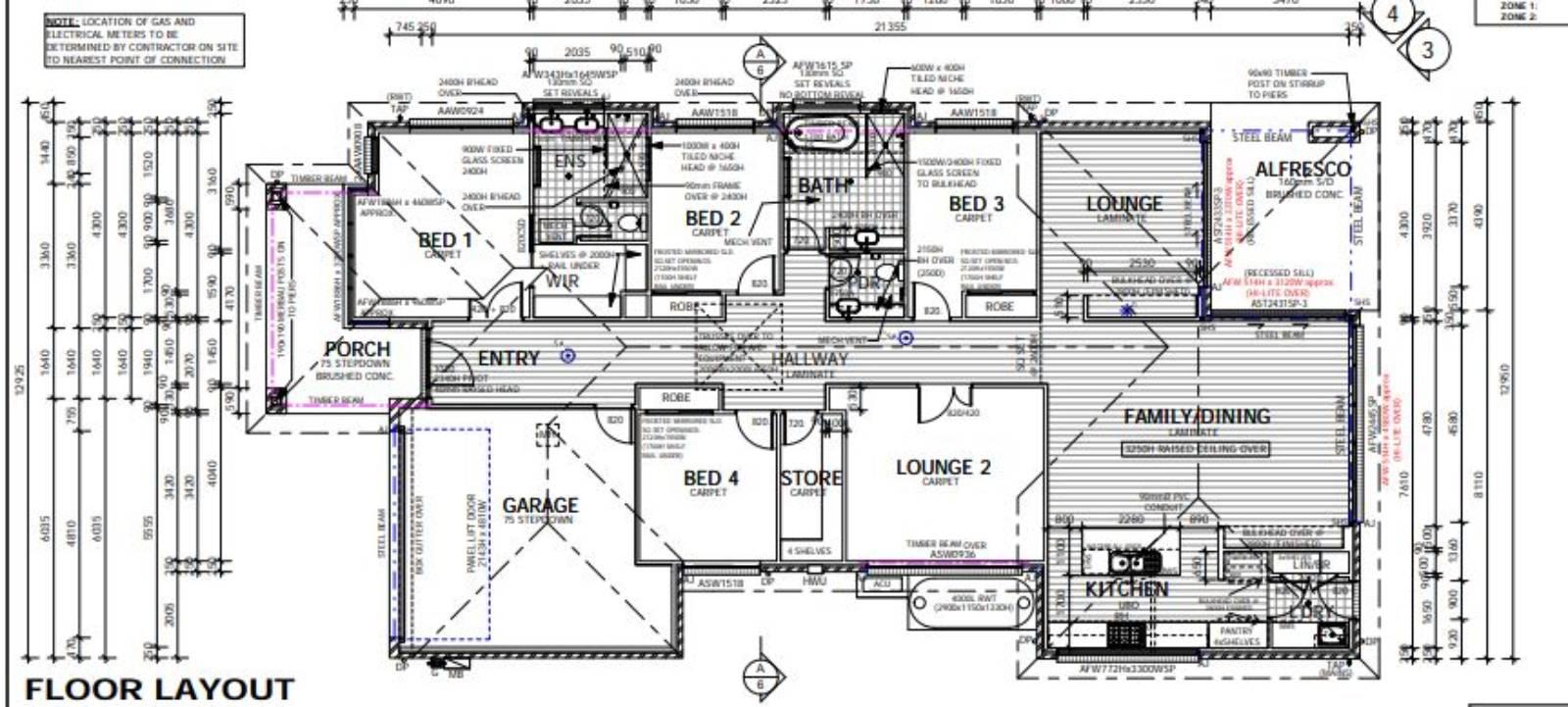 Rawson homes or Mcdonald Jones