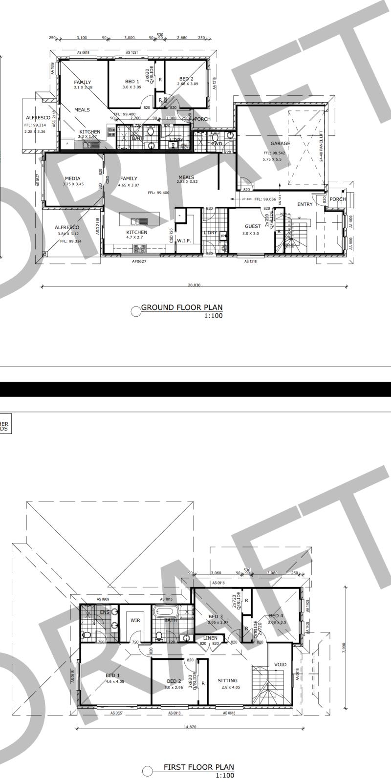 Need feedback on our floor plan