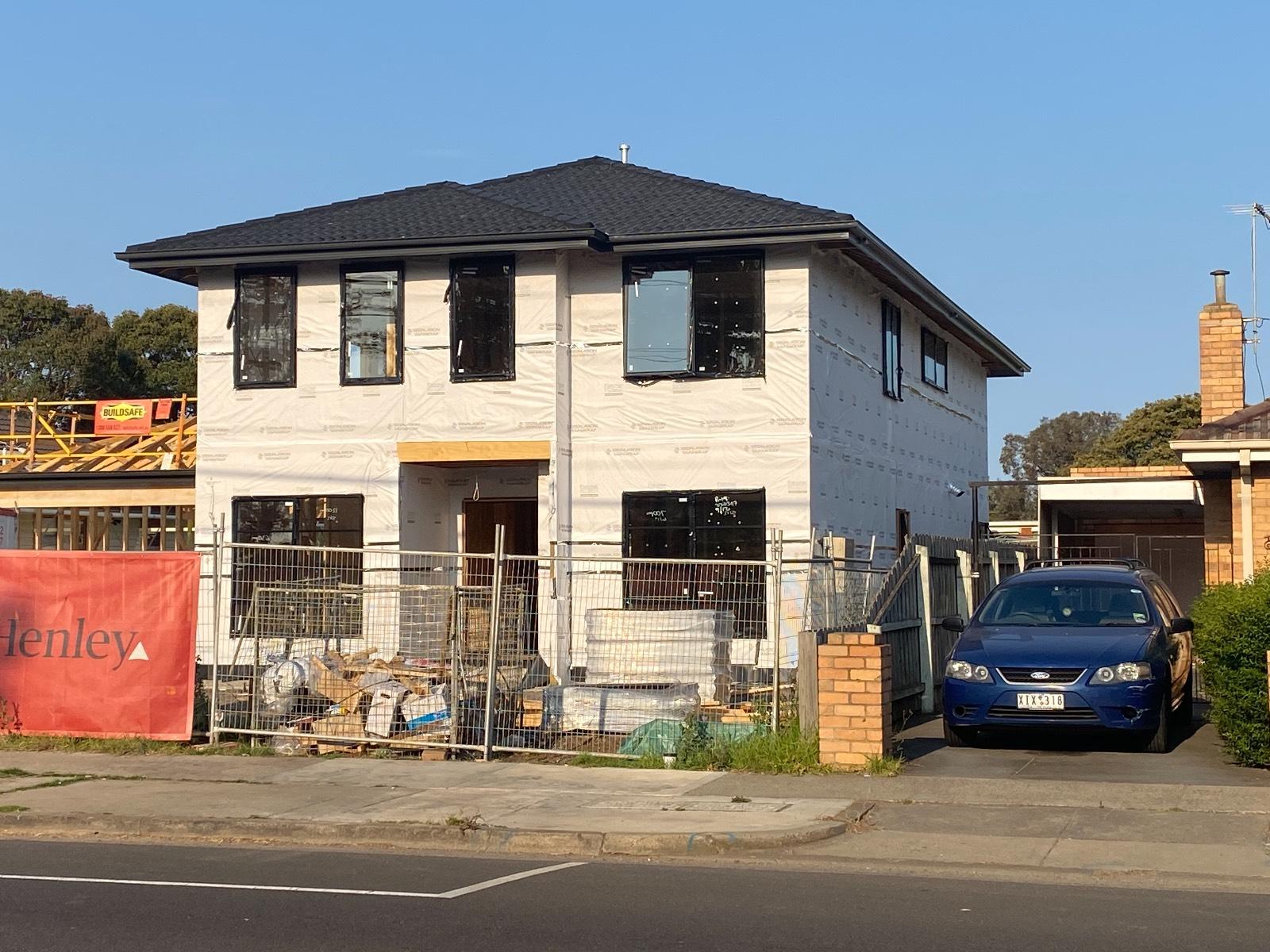 Henley Electra 35 Building Altona 2019 - Knock Down rebuild