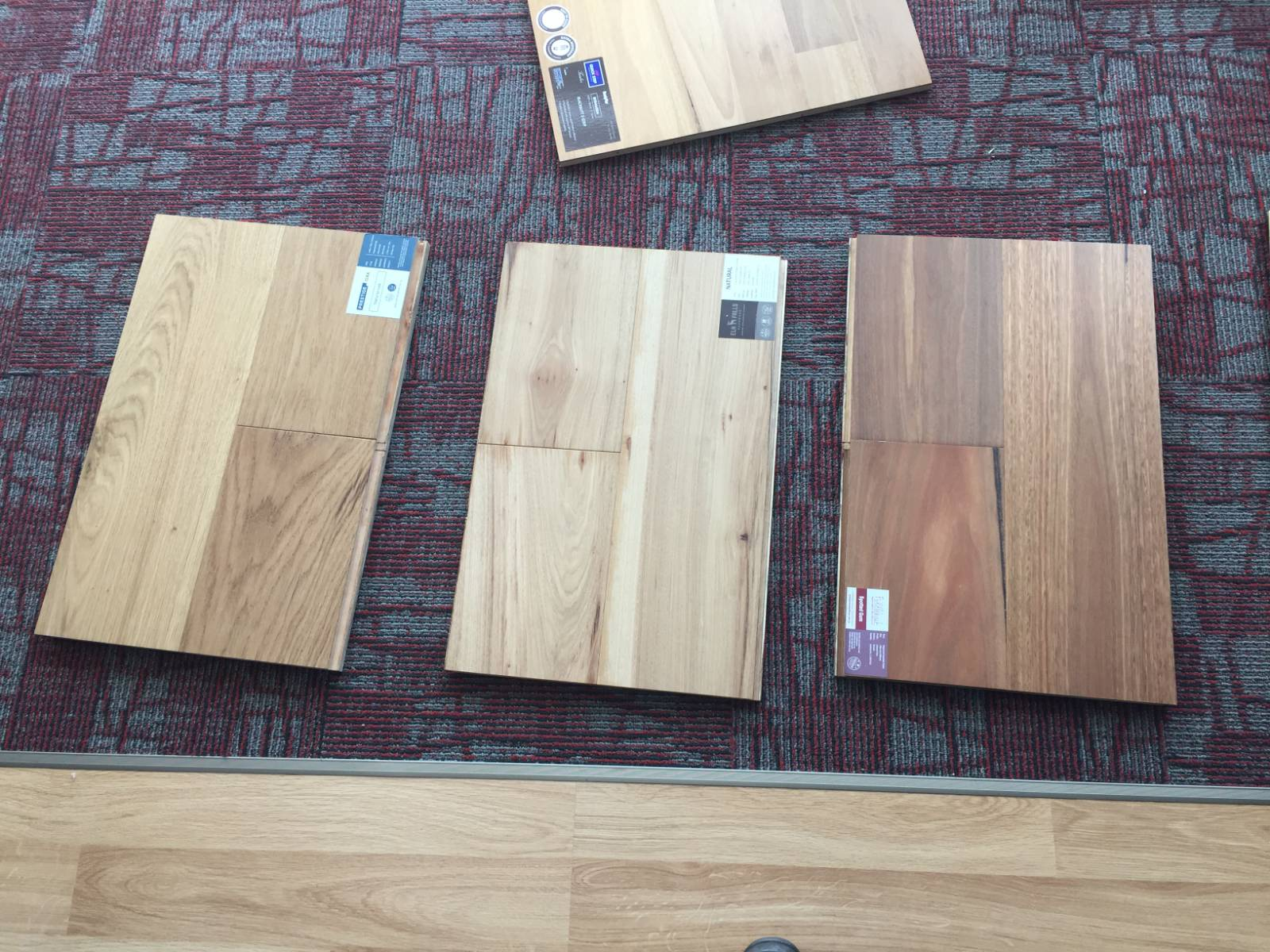 I work in flooring - do you have a flooring question?