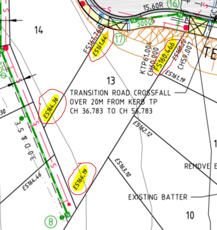 Slope Land Site Cut - VIC