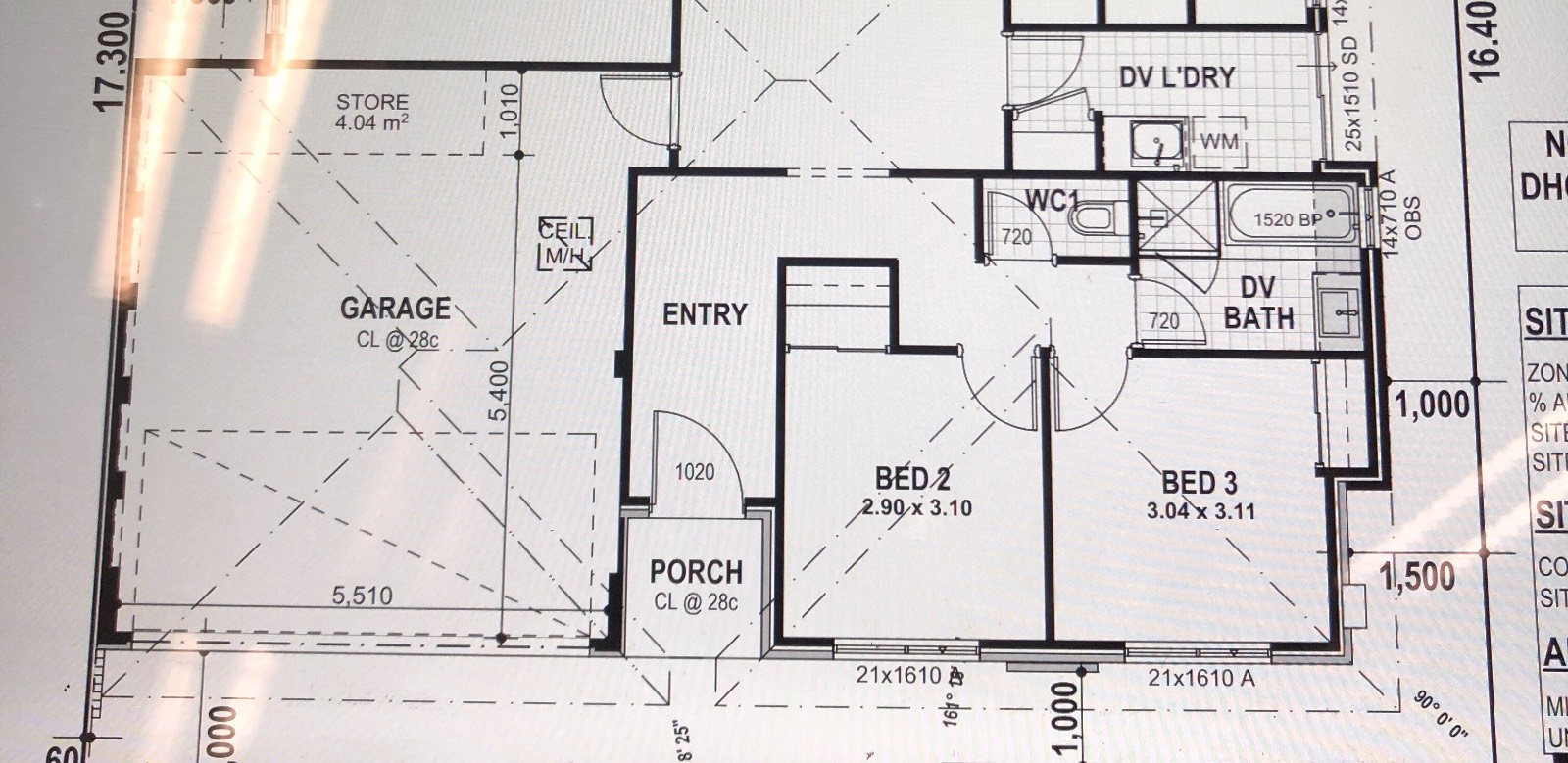 View Topic Is My Potential Double Garage Build Too Small Home Renovation Building Forum