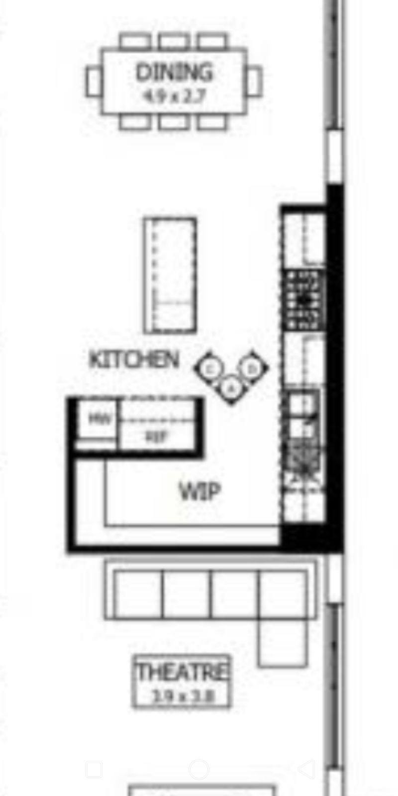 Advice on customised floor plan