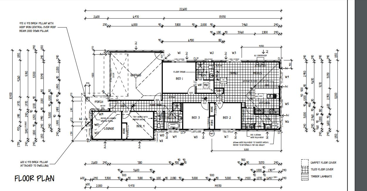 Floor Plan Suggestions for a Small House - 20 squares