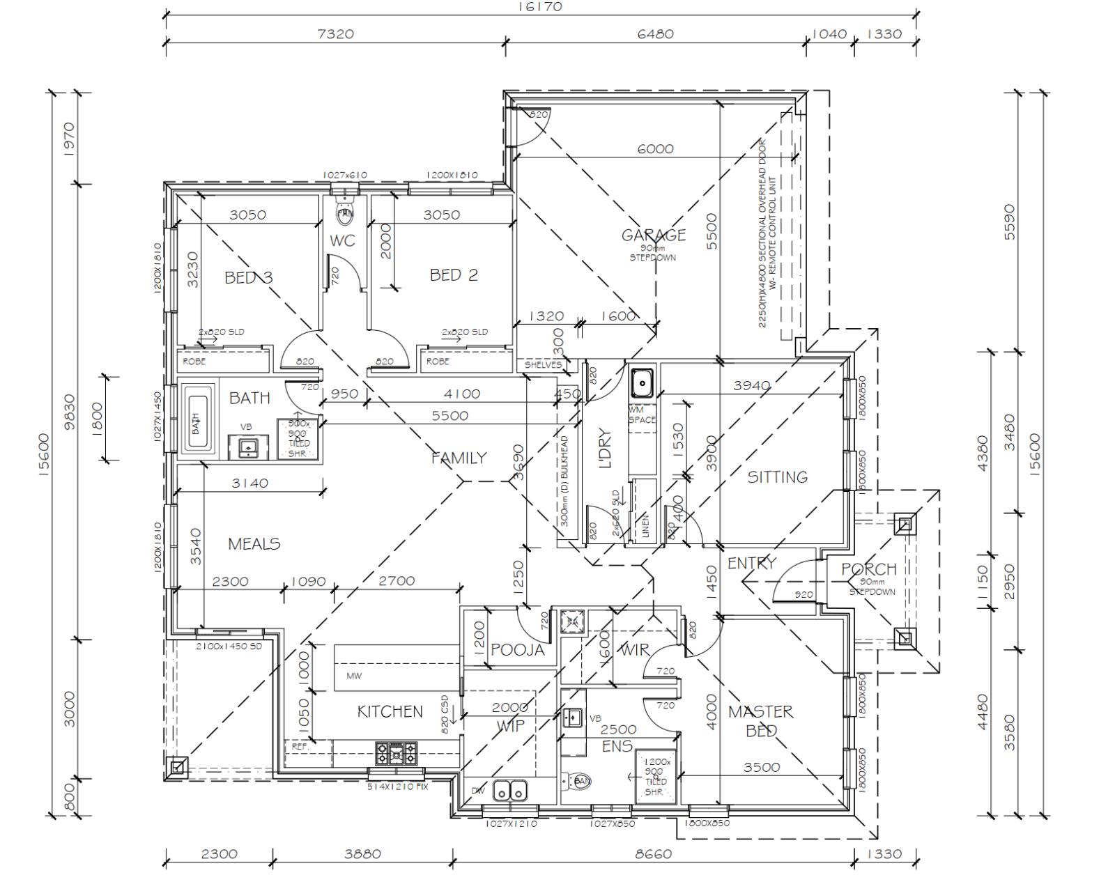 View Topic Floorplan Dilemma On Corner Square Block Home Renovation Building Forum