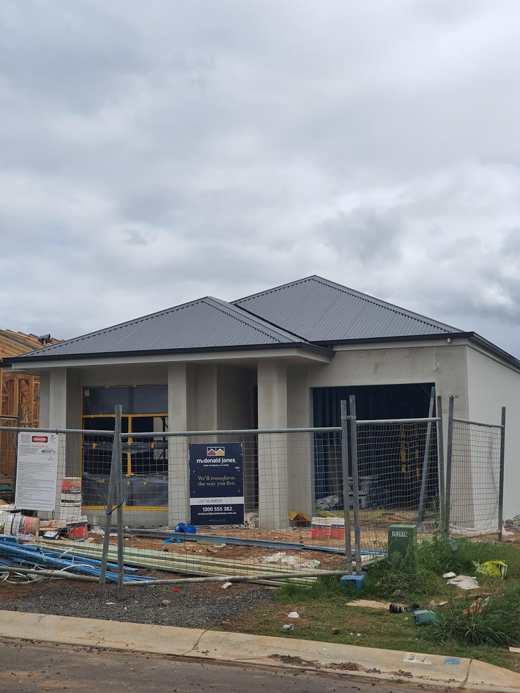 McDonald Jones Homes - The new thread