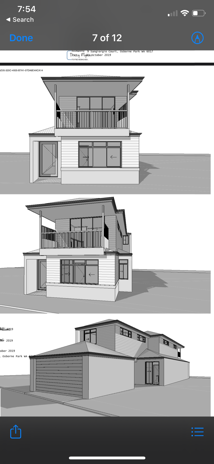 New build in Port Coogee WA