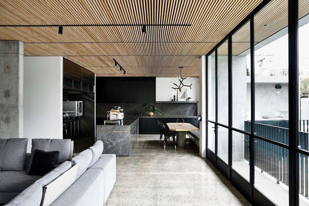 Timber ceilings