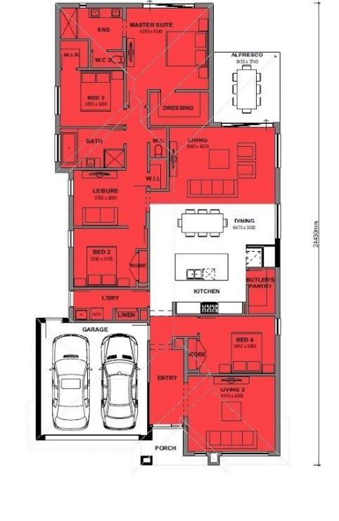 Building With Henley-Monaco 28 (Color Selection)