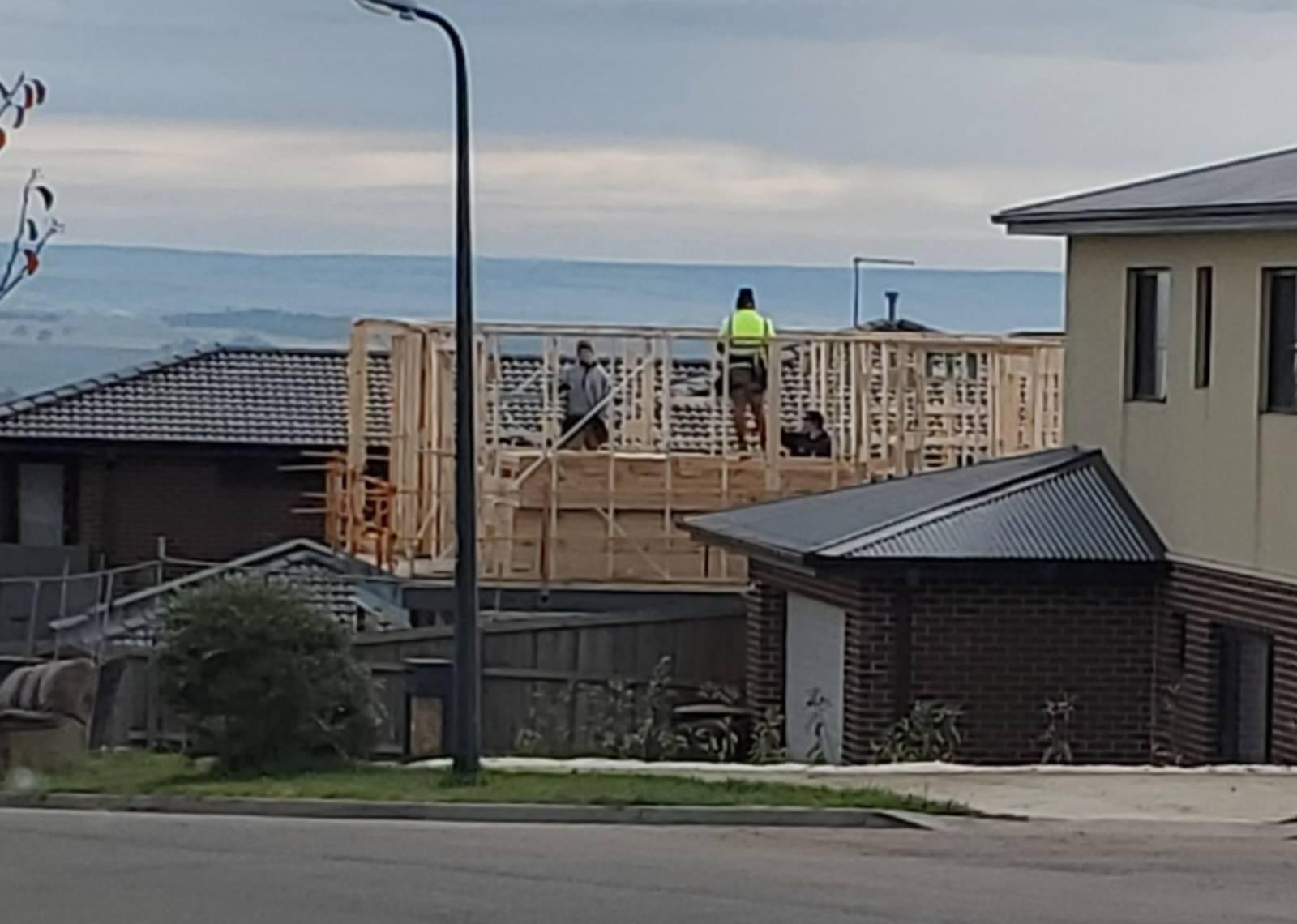 View: Building a Doulton in Geelong