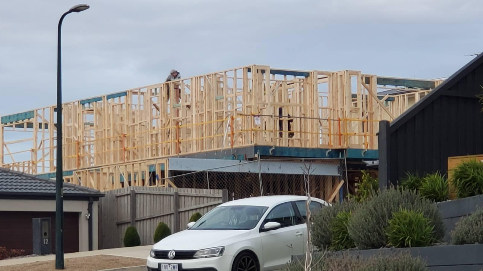 Building a Doulton in Geelong