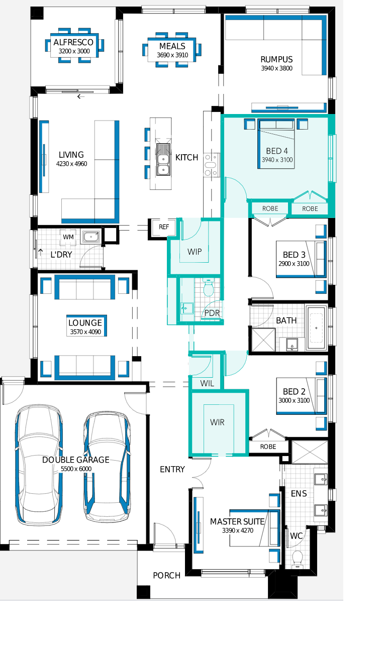 Which floor plan is better?