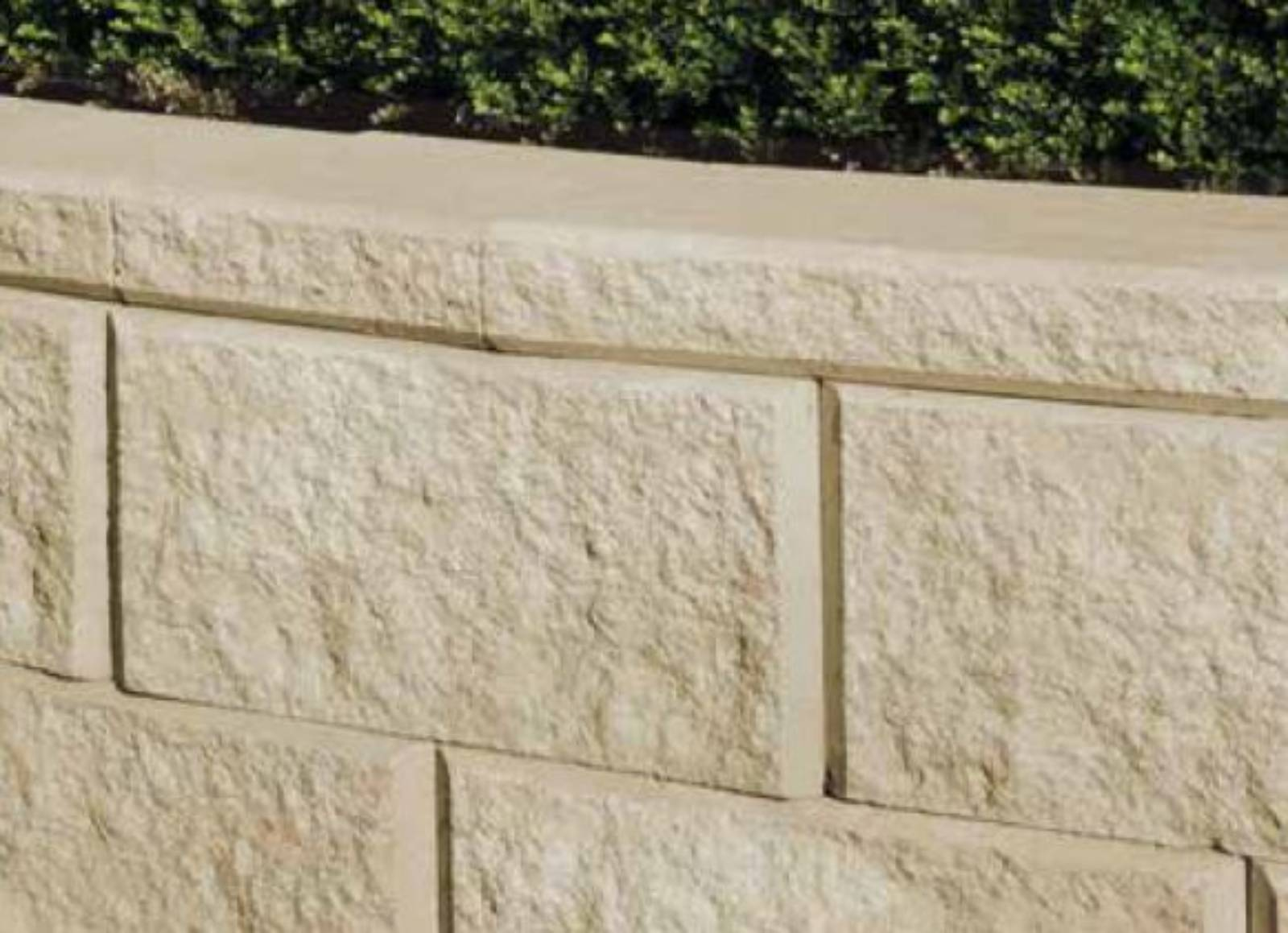 Painting an existing block retaining wall?
