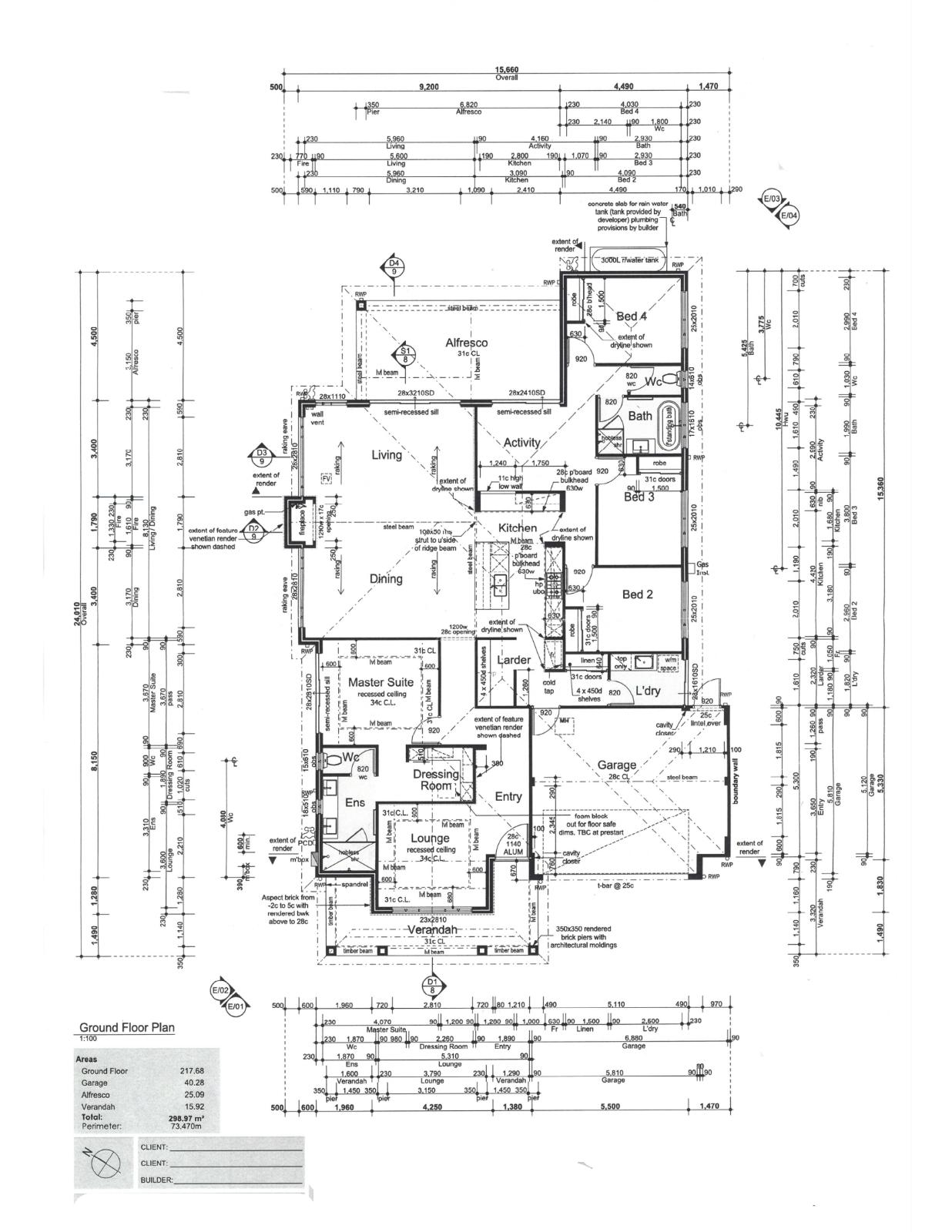 New Build - Bushmead Estate, WA