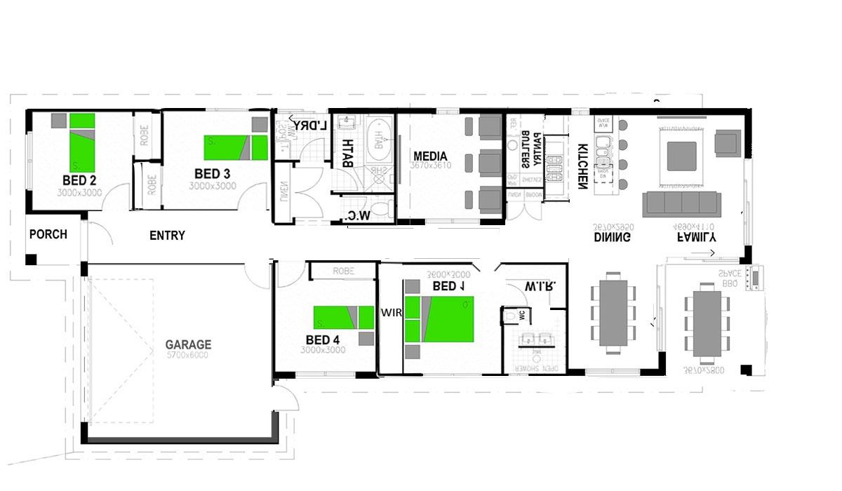 New Build single storey (Stroud homes West Brisbane)