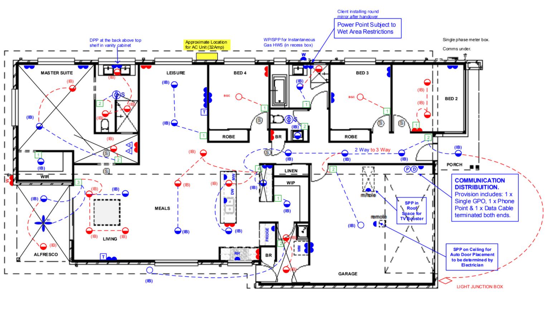 Building w/ Ausbuild @ Thrive (~550k; during COVID)