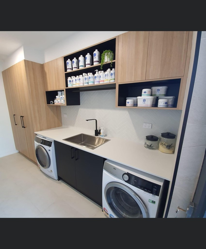 Countertop Sink in a Laundry?