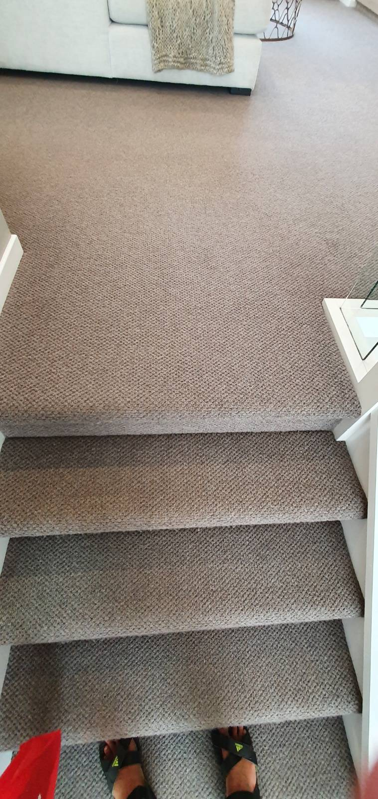 Can anyone tell what is the construction type of this carpet