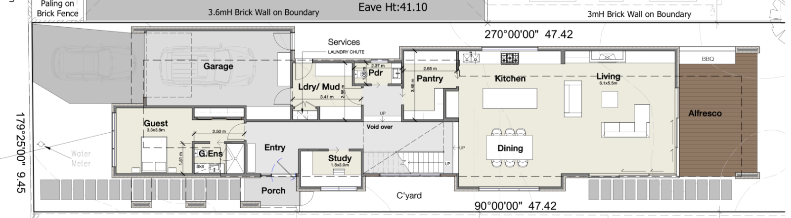 View: Thoughts on new house plans