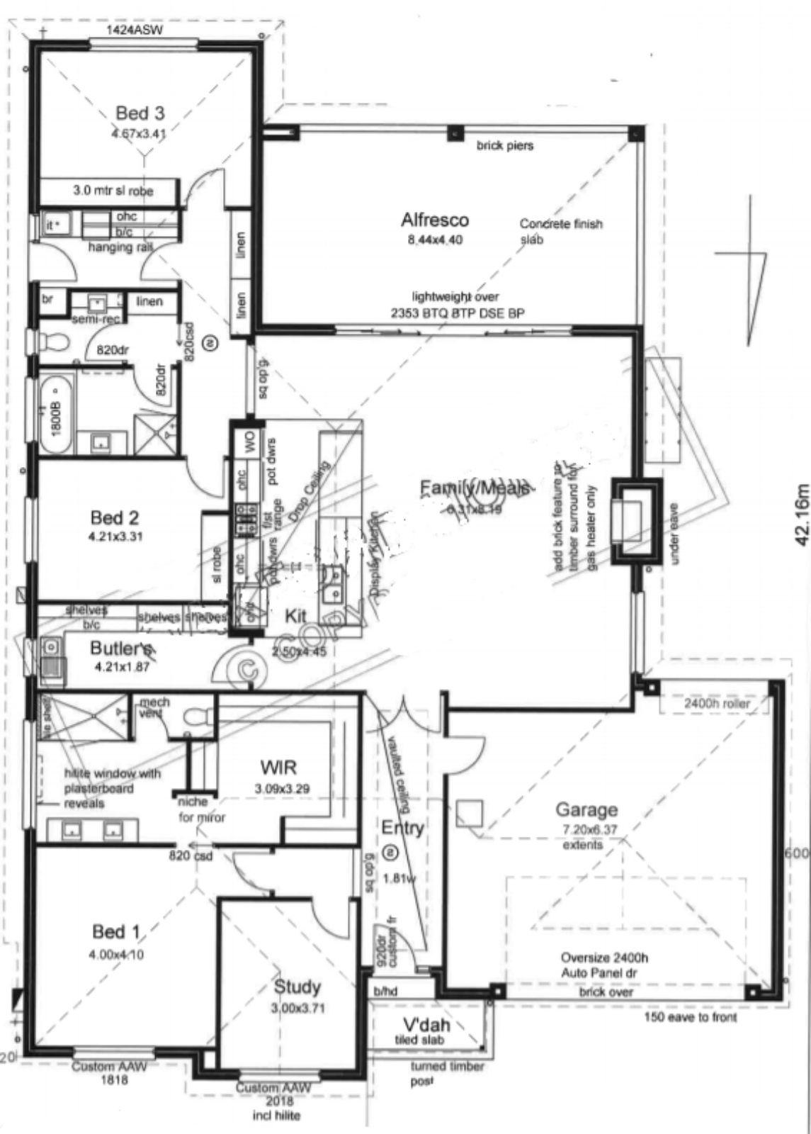 House design thoughts
