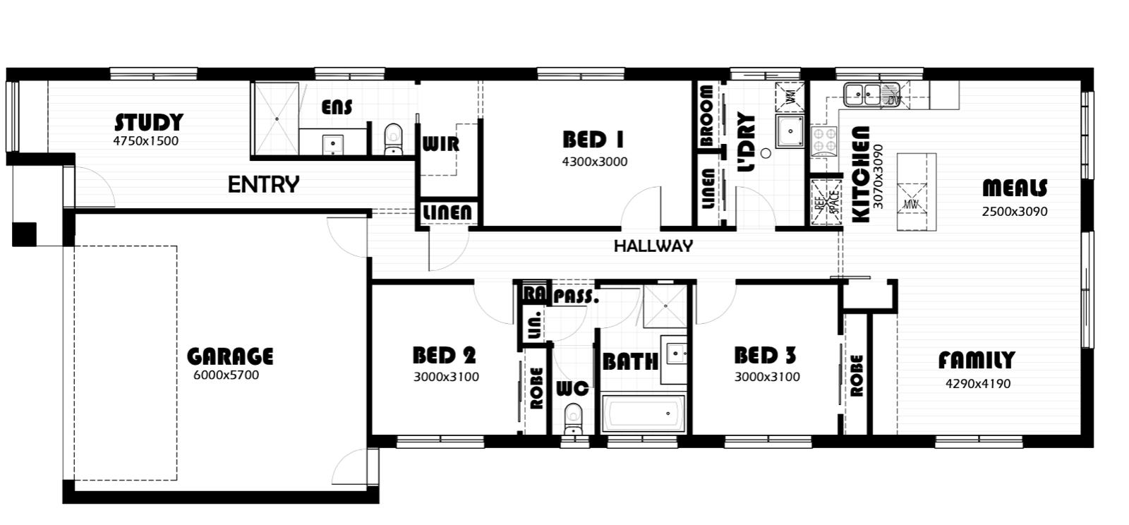 Help with window/door height for 2740 ceiling!