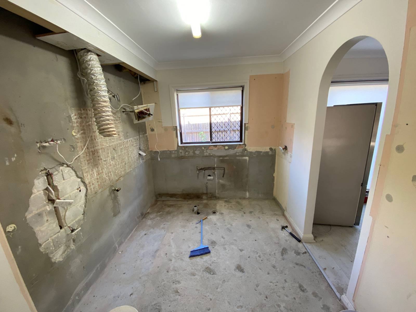 Self Levelling one section of the house?