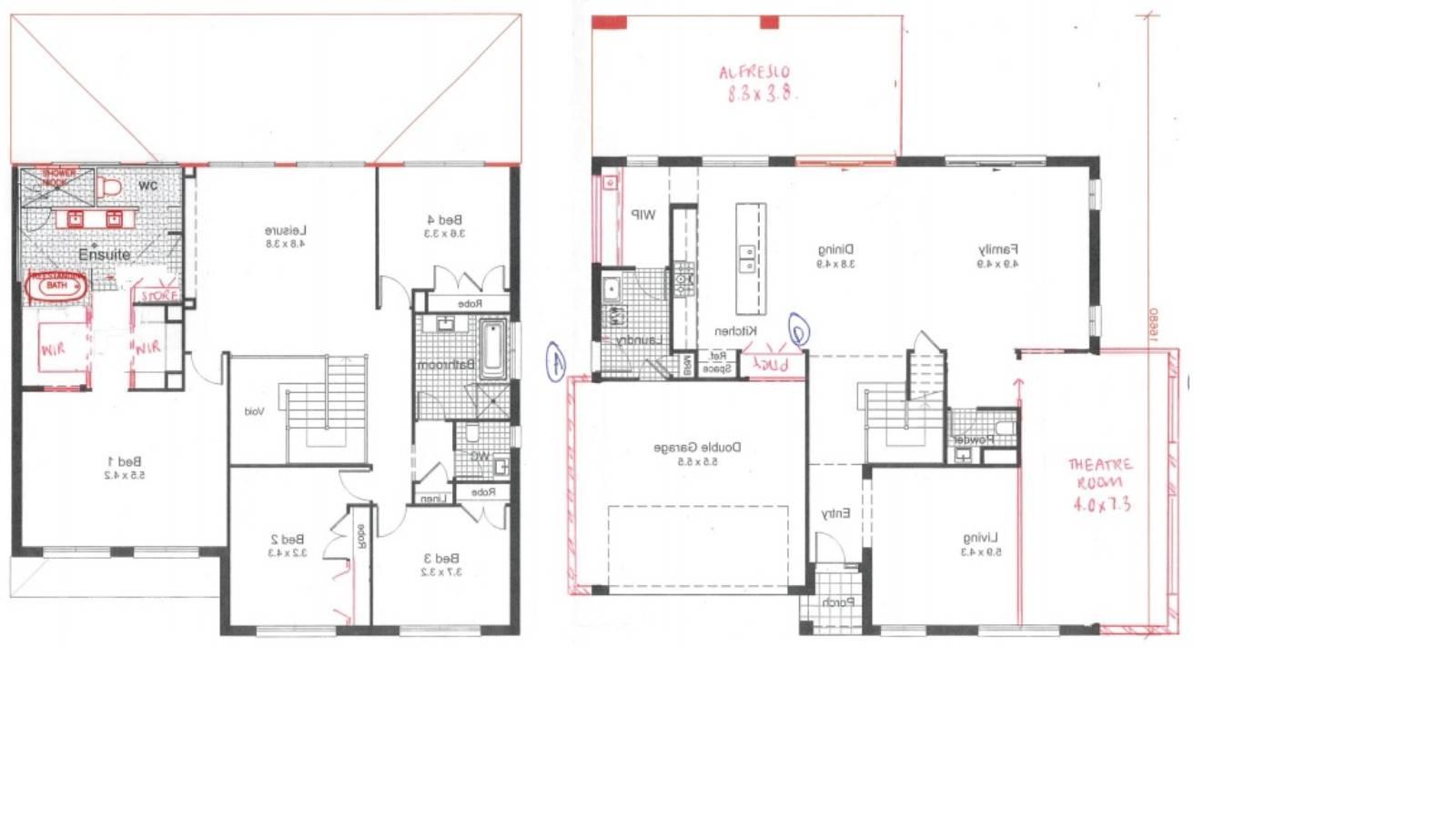 Please give me feedback on my floorplan